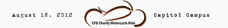 CFD Charity Motorcycle Ride 2012