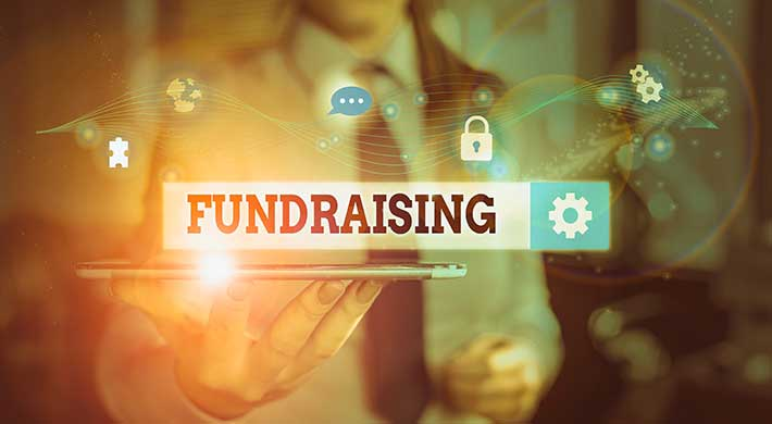what is a commercial fundraiser