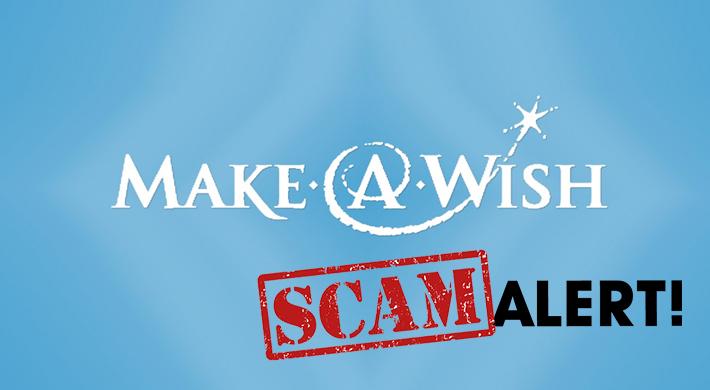 Make A Wish Scam
