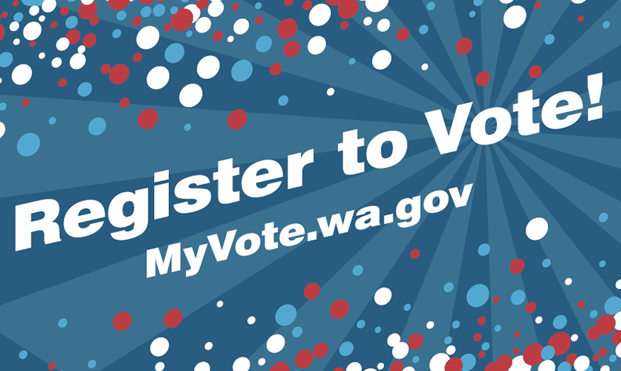 Register to vote on MyVote