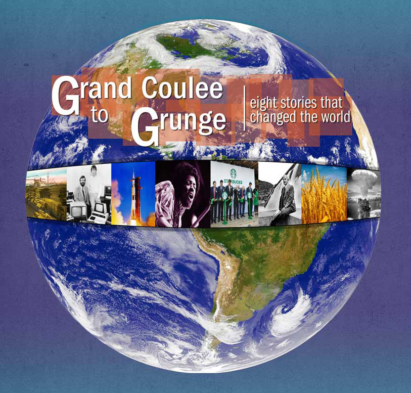 Grand Coulee to Grunge