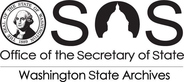 WA State Archives logo