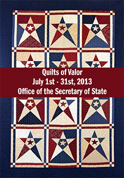 Quilts of Valor Exhibit