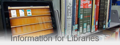 For Libraries