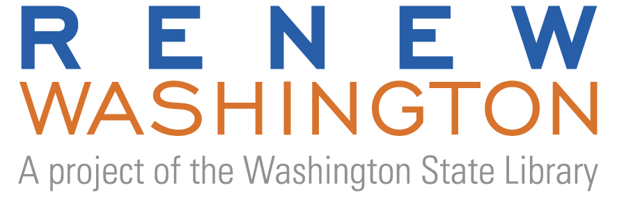 Renew Washington logo