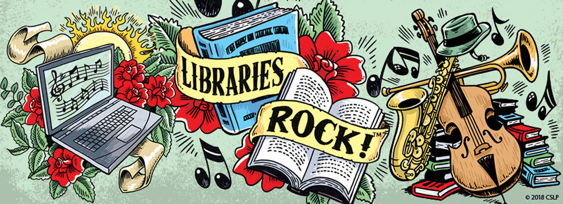 Teen Video Challenge: Libraries Rock