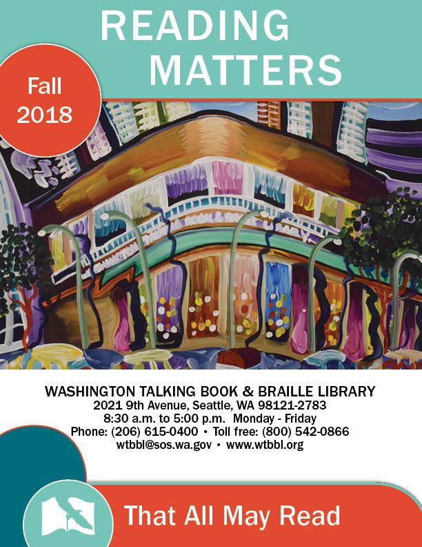 reading matters fall 2018