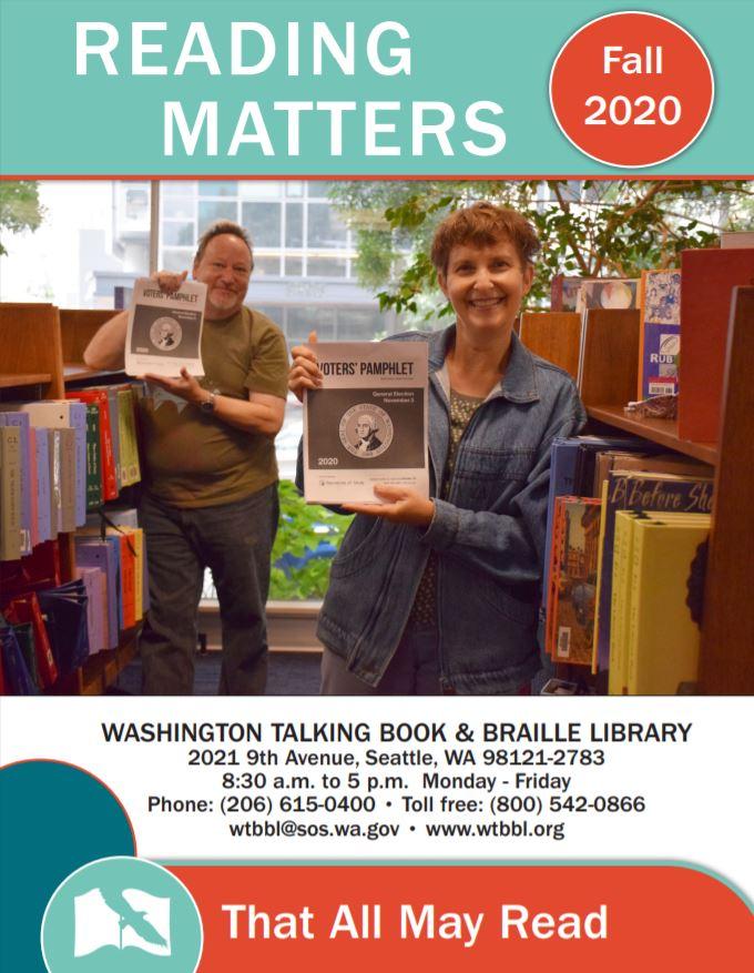 reading matters fall 2020