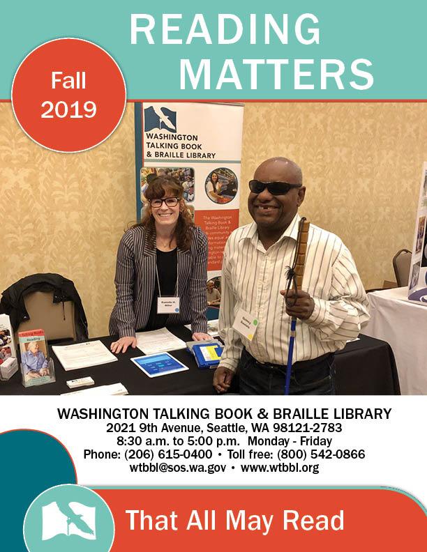 reading matters fall 2019
