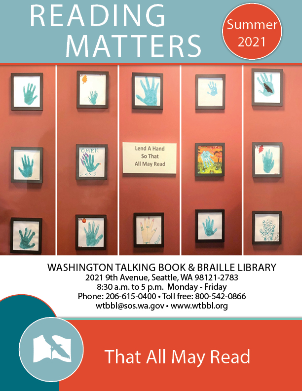 reading matters spring 2021