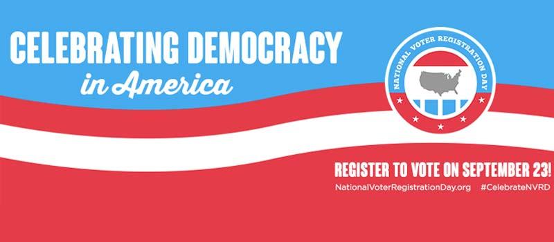 national voter registration day 2014
