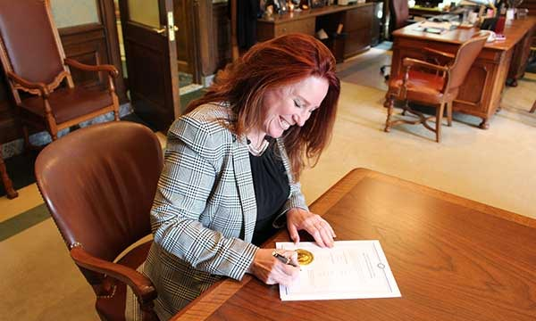 Secretary Wyman certifies primary returns
