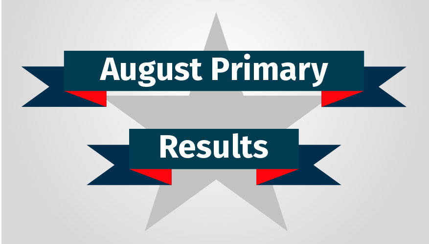 August Primary Results