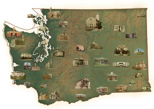 state of washington map with Courthouses on Map additionally 1906982 likewise 64830673 furthermore wicconference likewise 9309801666.