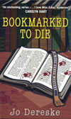 An image of the book cover, Bookmarked to Die