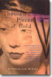 An image of the book cover, Thousand Pieces of Gold