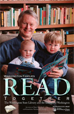 Washington Reads: Sam Reed & grandson